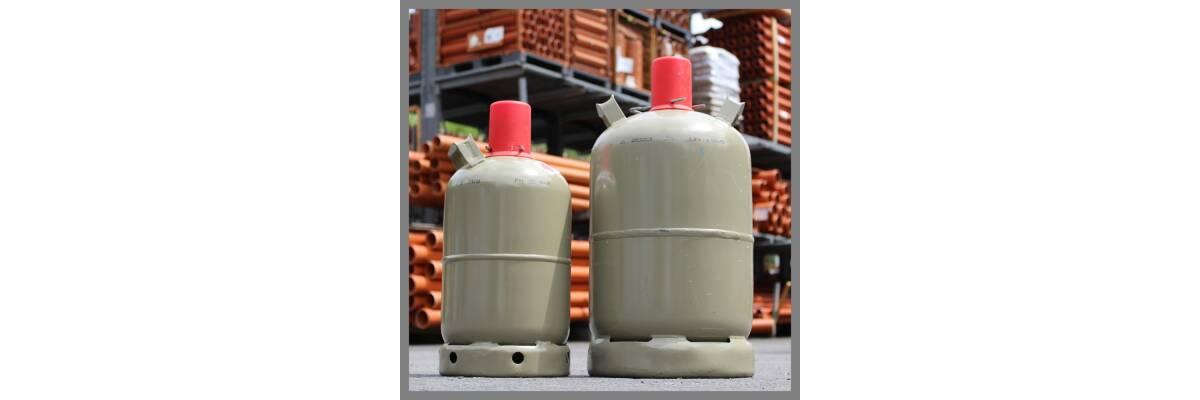 Wissenswertes über Gasflaschen und Gewinde für Gasanschlüsse - Gasflaschen Anschlüsse und Gewinde nach DIN EN ISO 11117
