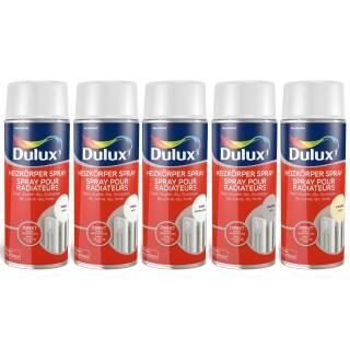 Dulux Fresh up Farbe Spray Satin | Matt | Hochglanz 400 ml Heizkörperfarbe Spray