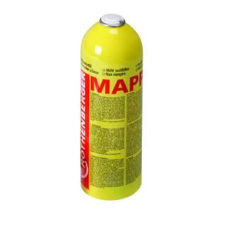 035551-A Rothenberger Mapp Gas Spezial 750 ml Ersatzkartusche Schweißen Hartlöten Kochen