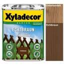 Xyladecor Echtbraun 0,75 / 2,5 / 5 l Holzschutz Lasur...