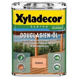 Xyladecor Douglasien-Öl 0,75 / 2,5 / 5 l Außen Holzöl Boden Terrasse Parkett Garten Deck