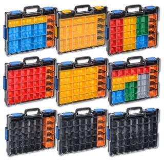 Allit EuroPlus Pro K44 Profi Kleinteil Box Kasten Transparent Deckel Auswahl