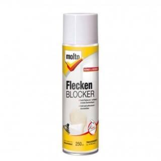 Molto 5096550 Flecken Blocker Spray weiß 250ml Nikotin Fett Rost abdecken