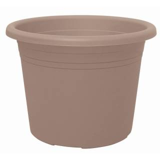 Geli Topf Cylindro ca. 30 cm 9,5 lt taupe