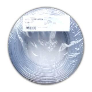 100 m Rolle Innen-/Außen-Ø: 2/4 mm REHAU RAUCLAIR-E Industrieschlauch glasklar in Lebensmittelqualität