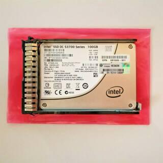 """HP- 100GB SSD Drive SATA (6 Gbps) 2.5"""", SFF, 692164-001, 691848-001, 691842-001"""