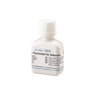 CFH Flussmittel für Silberlote Hartlötflussmittel Löten von Kupfer Messing Stahl