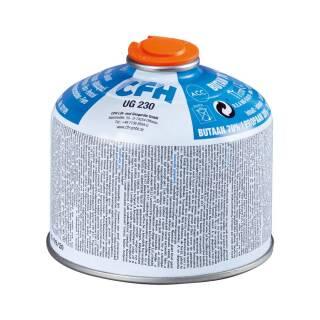 CFH Druckgasdose 230g Bunsenbrenner Ersatzkartusche Gaskartusche Propan Butan
