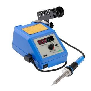 CFH Lötstation LD 48 mit LED Display Löten einstellbarer Lötkolben 48 Watt