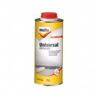 Molto UNIVERSAL-REINIGER 750ml Reiniger Wand Decke Farbe entfernen Kraftlöser